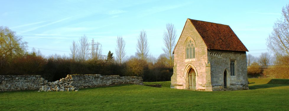 St. Mary's Chapel, Bradwell Abbey
