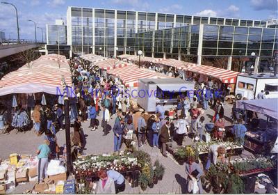 Central Milton Keynes Market | © Milton Keynes Development Corporation, Crown Copyright. Licensed under the Open Government Licence v3.0