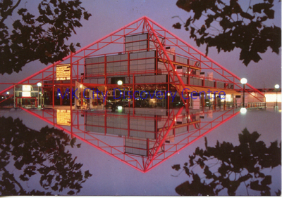 The Point CMK | © Milton Keynes Development Corporation, Crown Copyright. Licensed under the Open Government Licence v3.0