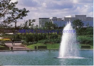 Campbell Park   © Milton Keynes Development Corporation, Crown Copyright. Licensed under the Open Government Licence v3.0