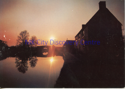The Wharf Inn, Great Linford   © Milton Keynes Development Corporation, Crown Copyright. Licensed under the Open Government Licence v3.0