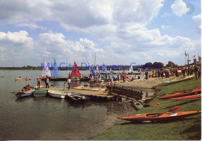 Willen Lake   © Milton Keynes Development Corporation, Crown Copyright. Licensed under the Open Government Licence v3.0