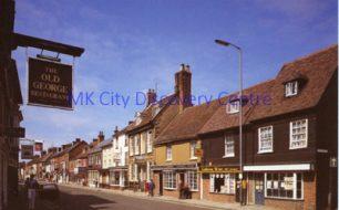 High Street, Stony Stratford