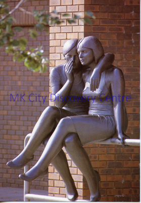 The Whisper | © Milton Keynes Development Corporation, Crown Copyright. Licensed under the Open Government Licence v3.0
