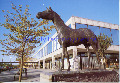 The Black Horse | © Milton Keynes Development Corporation, Crown Copyright. Licensed under the Open Government Licence v3.0