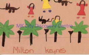 Milton Keynes - trees