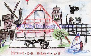 Milton Keynes - landmarks
