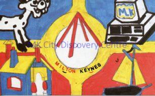 Milton Keynes - roundabout