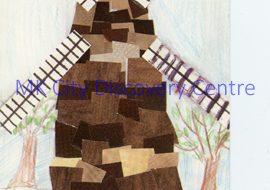 Milton Keynes - windmill