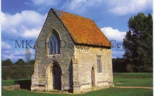 [St. Mary's Chapel] City Discovery Centre at Bradwell Abbey