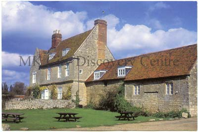 [Farmhouse] City Discovery Centre at Bradwell Abbey