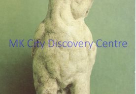 Marble Cockerel from Roman Villa Excavation [Bancroft]