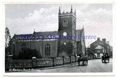 St. Martin's Church, Bletchley
