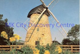 Bradwell Windmill, New Bradwell