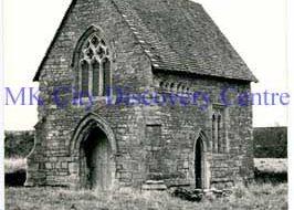 The Chapel at Bradwell Abbey, Milton Keynes
