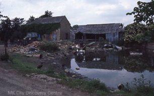 Caldecotte Farm Spring '86