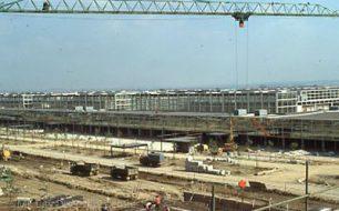 Milton Keynes City Centre Construction