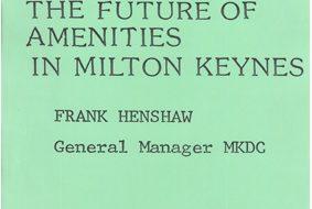 The Future of Amenities in Milton Keynes