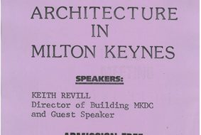 Architecture in Milton Keynes