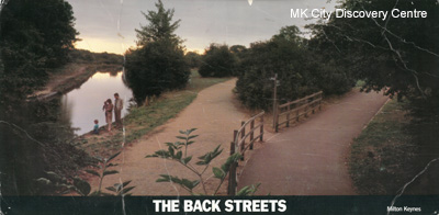 The Back Streets | © Milton Keynes City Development Corporation. Crown copyright. Reproduced under the Open Government Licence v3.0. Cogent Elliot