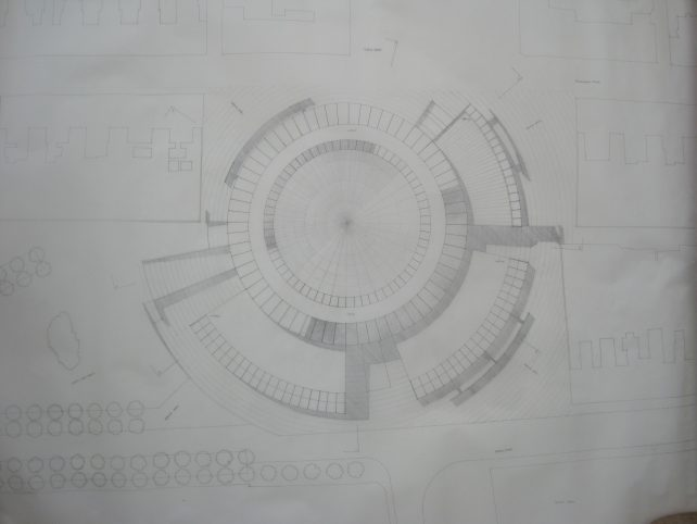 Wolverton Agora Roofs Plan