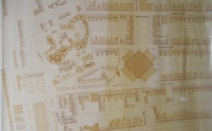 Wolverton Agora Site Plan on Film