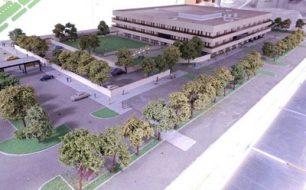 Milton Keynes Civic Offices