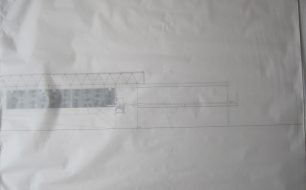 Wolverton Agora Section - (Right Hand Drawing)