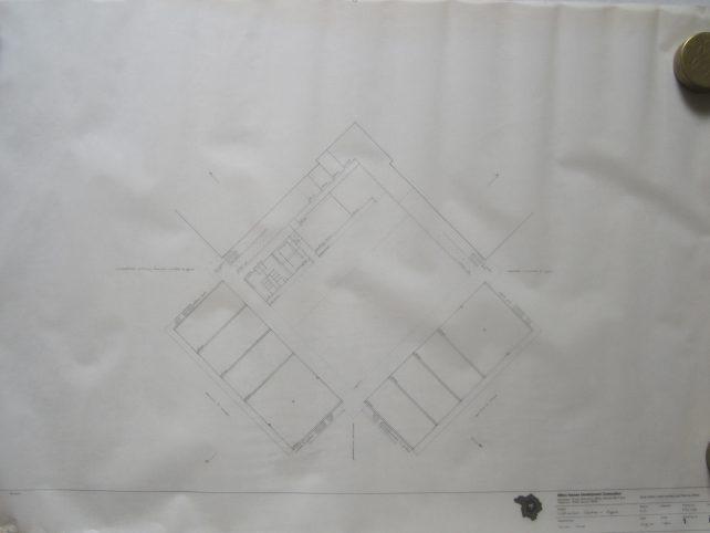 Wolverton Agora Lower Level Plan