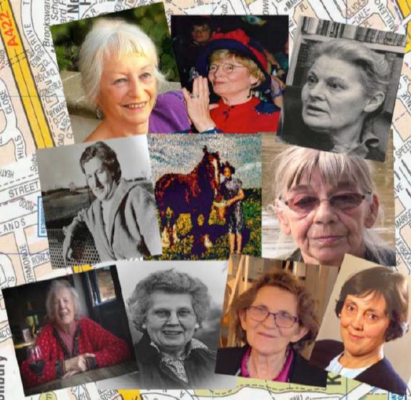 Women Who Made Milton Keynes