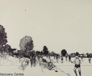 Shenley Brook End, Milton Keynes - Architect's drawings | © Milton Keynes Development Corporation, Crown Copyright.  Licensed under the Open Government Licence v3.0.