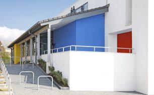 Caroline Haslett School, Shenley Lodge