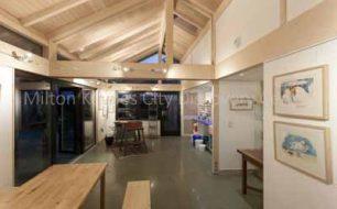 Loughton Arts Studio Dusk-3