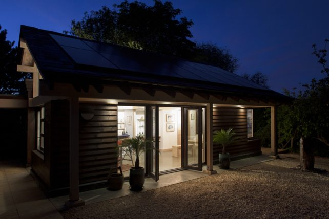 Studio on the Green, Loughton
