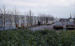 Netherfield - flat roofs